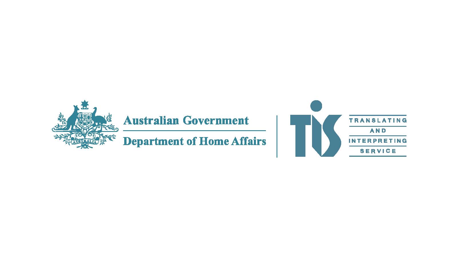 The Translating and Interpreting Service (TIS National) Logo